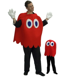 sc 1 th 252 & Pacman Ghost Costume